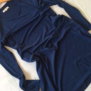 Madewell Dresses - Madewell Blue Shift Dress